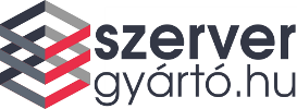 Szervergyártó webáruház